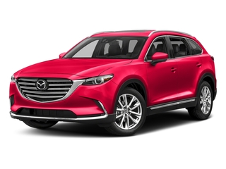 Soul Red Metallic 2017 Mazda CX-9 Pictures CX-9 Utility 4D GT 2WD I4 photos front view