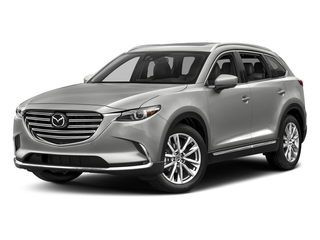 Sonic Silver Metallic 2017 Mazda CX-9 Pictures CX-9 Utility 4D GT 2WD I4 photos front view