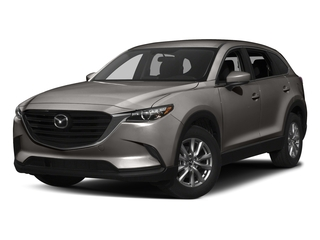 Titanium Flash Mica 2017 Mazda CX-9 Pictures CX-9 Utility 4D Sport AWD I4 photos front view
