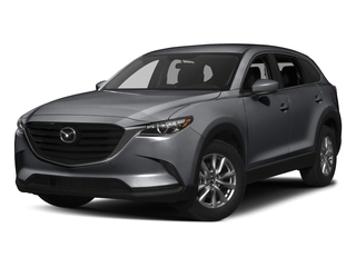 Machine Gray Metallic 2017 Mazda CX-9 Pictures CX-9 Utility 4D Sport AWD I4 photos front view