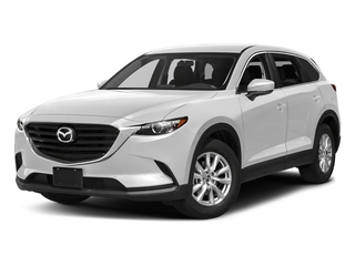 Snowflake White Pearl Mica 2017 Mazda CX-9 Pictures CX-9 Utility 4D Sport 2WD I4 photos front view