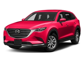 Soul Red Metallic 2017 Mazda CX-9 Pictures CX-9 Touring AWD photos front view