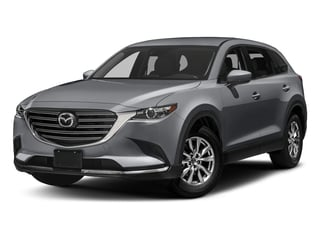 Machine Gray Metallic 2017 Mazda CX-9 Pictures CX-9 Touring AWD photos front view