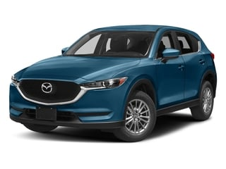 Eternal Blue Mica 2017 Mazda CX-5 Pictures CX-5 Utility 4D Sport 2WD I4 photos front view