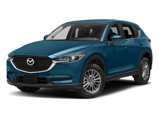 Eternal Blue Mica 2017 Mazda CX-5 Pictures CX-5 Utility 4D Touring 2WD I4 photos front view