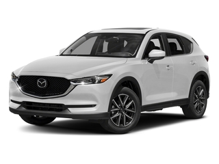 Snowflake White Pearl Mica 2017 Mazda CX-5 Pictures CX-5 Utility 4D GT AWD I4 photos front view