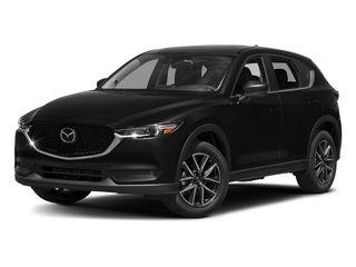 Jet Black Mica 2017 Mazda CX-5 Pictures CX-5 Utility 4D GT AWD I4 photos front view
