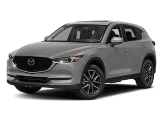 Sonic Silver Metallic 2017 Mazda CX-5 Pictures CX-5 Utility 4D GT AWD I4 photos front view