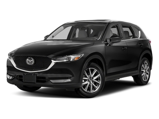 Jet Black Mica 2017 Mazda CX-5 Pictures CX-5 Grand Touring FWD photos front view