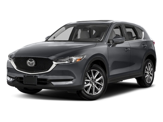Machine Gray Metallic 2017 Mazda CX-5 Pictures CX-5 Utility 4D GT 2WD I4 photos front view