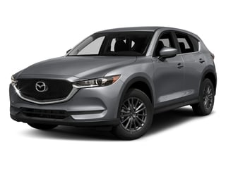 Machine Gray Metallic 2017 Mazda CX-5 Pictures CX-5 Utility 4D Touring AWD I4 photos front view