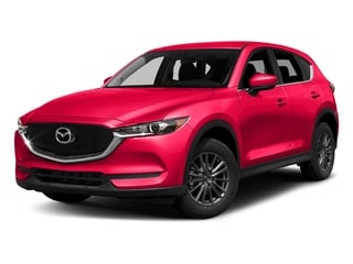 Soul Red Crystal Metallic 2017 Mazda CX-5 Pictures CX-5 Utility 4D Touring AWD I4 photos front view