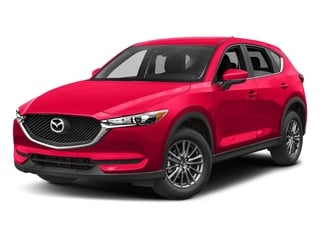 Soul Red Crystal Metallic 2017 Mazda CX-5 Pictures CX-5 Utility 4D Sport AWD I4 photos front view