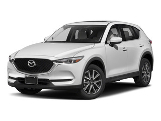 Snowflake White Pearl Mica 2017 Mazda CX-5 Pictures CX-5 Grand Select FWD photos front view
