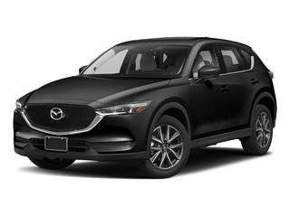 Jet Black Mica 2017 Mazda CX-5 Pictures CX-5 Grand Select FWD photos front view