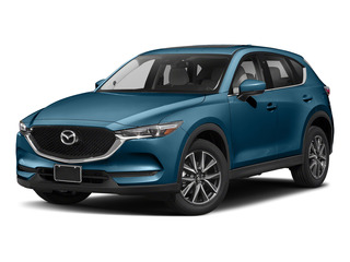 Eternal Blue Mica 2017 Mazda CX-5 Pictures CX-5 Grand Select FWD photos front view