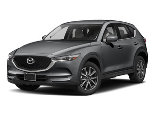 Machine Gray Metallic 2017 Mazda CX-5 Pictures CX-5 Utility 4D Grand Select 2WD photos front view