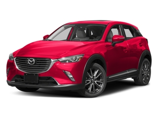 Soul Red Metallic 2017 Mazda CX-3 Pictures CX-3 Utility 4D GT AWD I4 photos front view