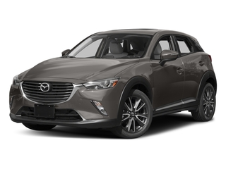 Titanium Flash Mica 2017 Mazda CX-3 Pictures CX-3 Utility 4D GT AWD I4 photos front view