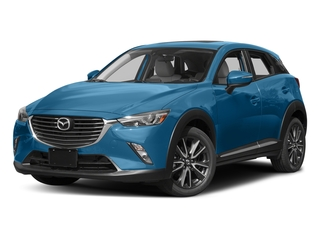 Dynamic Blue Mica 2017 Mazda CX-3 Pictures CX-3 Utility 4D GT AWD I4 photos front view