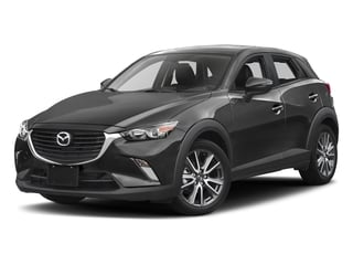 Jet Black Mica 2017 Mazda CX-3 Pictures CX-3 Touring FWD photos front view