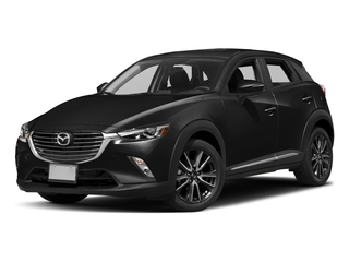 Jet Black Mica 2017 Mazda CX-3 Pictures CX-3 Utility 4D GT 2WD I4 photos front view