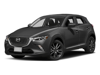 Meteor Gray Mica 2017 Mazda CX-3 Pictures CX-3 Utility 4D GT 2WD I4 photos front view