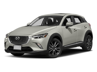 Ceramic Metallic 2017 Mazda CX-3 Pictures CX-3 Utility 4D GT 2WD I4 photos front view