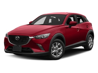 Soul Red Metallic 2017 Mazda CX-3 Pictures CX-3 Utility 4D Sport AWD I4 photos front view