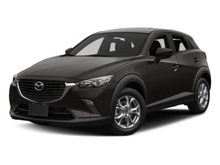 Titanium Flash Mica 2017 Mazda CX-3 Pictures CX-3 Utility 4D Sport AWD I4 photos front view