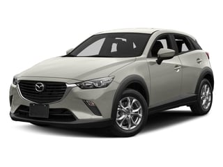 Ceramic Metallic 2017 Mazda CX-3 Pictures CX-3 Utility 4D Sport AWD I4 photos front view