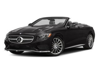 designo Mocha Black 2017 Mercedes-Benz S-Class Pictures S-Class Convertible 2D S550 V8 Turbo photos front view