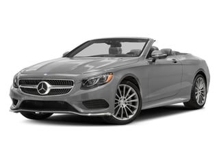 designo Magno Alanite Grey (Matte Finish) 2017 Mercedes-Benz S-Class Pictures S-Class Convertible 2D S550 V8 Turbo photos front view