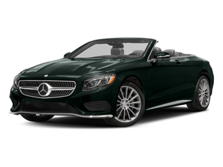 Emerald Green Metallic 2017 Mercedes-Benz S-Class Pictures S-Class Convertible 2D S550 V8 Turbo photos front view