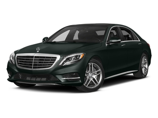 Emerald Green Metallic 2017 Mercedes-Benz S-Class Pictures S-Class Sedan 4D S550 V8 Turbo photos front view