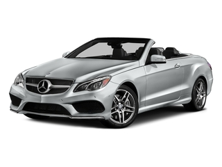 Iridium Silver Metallic 2017 Mercedes-Benz E-Class Pictures E-Class E 550 RWD Cabriolet photos front view