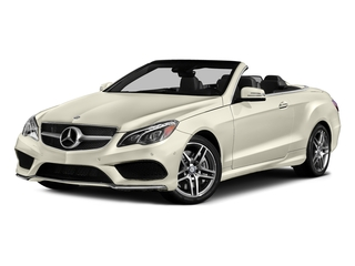 designo Diamond White Metallic 2017 Mercedes-Benz E-Class Pictures E-Class E 550 RWD Cabriolet photos front view
