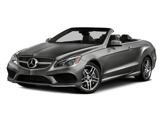 Selenite Grey Metallic 2017 Mercedes-Benz E-Class Pictures E-Class E 550 RWD Cabriolet photos front view