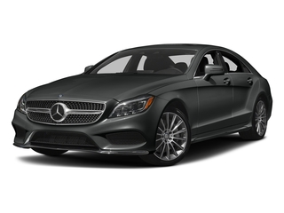 Selenite Grey Metallic 2017 Mercedes-Benz CLS Pictures CLS CLS 550 Coupe photos front view