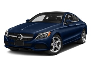 Brilliant Blue Metallic 2017 Mercedes-Benz C-Class Pictures C-Class C 300 Coupe photos front view