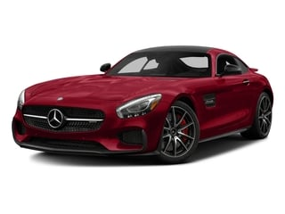 Mars Red 2017 Mercedes-Benz AMG GT Pictures AMG GT S 2 Door Coupe photos front view