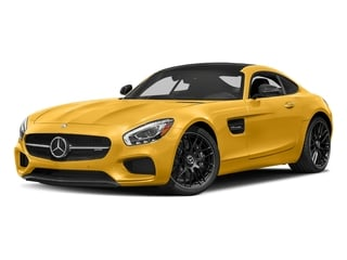 AMG Solarbeam Yellow 2017 Mercedes-Benz AMG GT Pictures AMG GT 2 Door Coupe photos front view