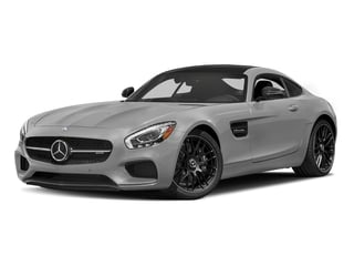 designo Magno Iridium Silver (Matte Finish) 2017 Mercedes-Benz AMG GT Pictures AMG GT 2 Door Coupe photos front view