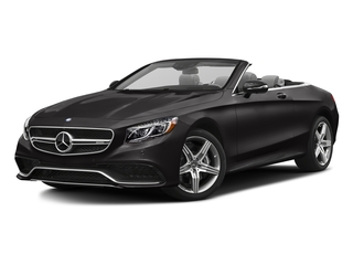 designo Mocha Black 2017 Mercedes-Benz S-Class Pictures S-Class Convertible 2D S63 AMG AWD V8 Turbo photos front view