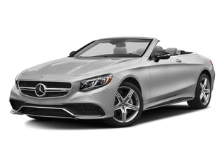 designo Magno Alanite Grey (Matte Finish) 2017 Mercedes-Benz S-Class Pictures S-Class Convertible 2D S63 AMG AWD V8 Turbo photos front view