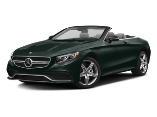 Emerald Green Metallic 2017 Mercedes-Benz S-Class Pictures S-Class Convertible 2D S63 AMG AWD V8 Turbo photos front view