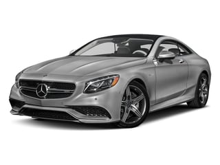 designo Magno Alanite Grey (Matte Finish) 2017 Mercedes-Benz S-Class Pictures S-Class Coupe 2D S63 AMG AWD V8 Turbo photos front view