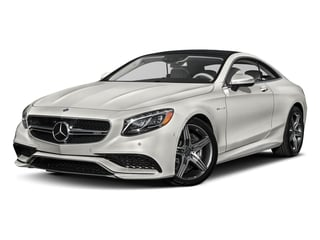 designo Magno Cashmere White (Matte Finish) 2017 Mercedes-Benz S-Class Pictures S-Class AMG S 63 4MATIC Coupe photos front view
