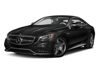 Magnetite Black Metallic 2017 Mercedes-Benz S-Class Pictures S-Class AMG S 63 4MATIC Coupe photos front view