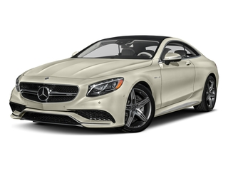 designo Diamond White Metallic 2017 Mercedes-Benz S-Class Pictures S-Class AMG S 63 4MATIC Coupe photos front view